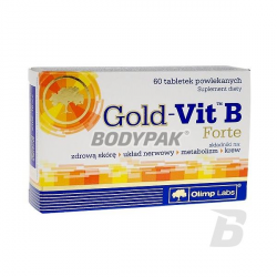 Olimp Gold-VIT B Forte - 60 kaps.