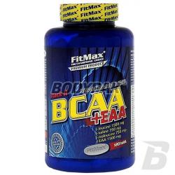 FitMax BCAA + EAA - 120 tabs.
