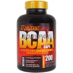 PVL Mutant BCAA - 200 kaps.