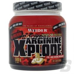 Weider Arginine X-plode - 500g