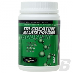 Vitalmax TRI Creatine Malate POWDER - 500g