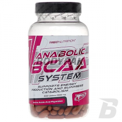 TREC Anabolic BCAA System - 300 tabl.