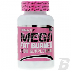 BioTech Mega Fat Burner - 90 tabl.