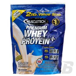 MuscleTech 100% Premium Whey Protein PLUS - 907g