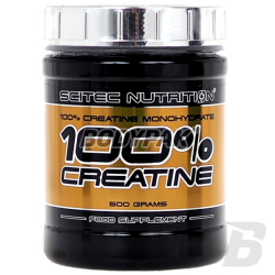 Scitec 100% Creatine Monohydrate - 500g