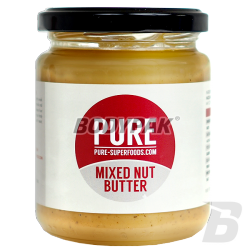 Pure Natural Mixed Nuts Butter - 250g