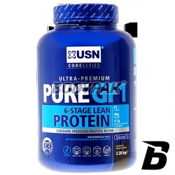 USN Pure protein GF-1 - 2,28kg