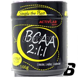 Activlab STB BCAA 2:1:1 - 500g