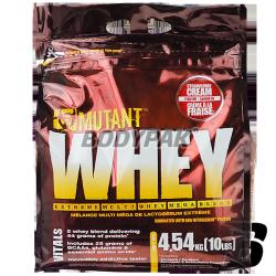PVL Mutant Whey - 4,54kg