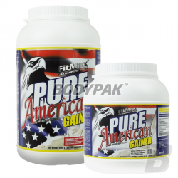 FitMax Pure American Gainer - 2200g + 4000g