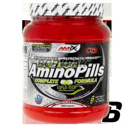 Amix Amino Pills - 660 tabl.