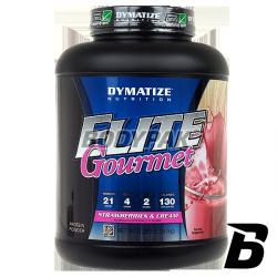 Dymatize Elite Whey Gourmet - 2,27kg