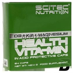 Scitec Health Vita-min - 54 kaps.