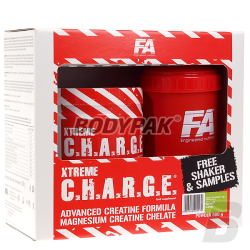 FA Xtreme C.H.A.R.G.E. Set (+ shaker) - 500g
