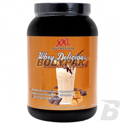 XXL Nutrition Whey Delicious - 1kg