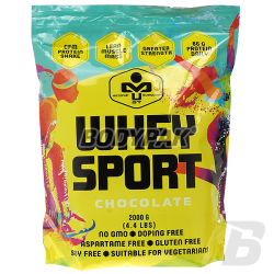MEX Whey Sport - 2kg