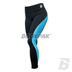 BODYPAK COMP Leggings BASIC BLUE [DAMSKIE] - 1 szt.