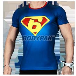 B-WEAR T-shirt kompresyjny SUPERMAN [MĘSKI] - 1 szt.
