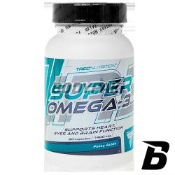 Trec Super Omega-3 - 60 kaps.