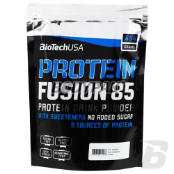 BioTech Protein Fusion 85 - 454g
