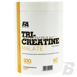 Fitness Authority Performance Tri-Creatine malate - 300g
