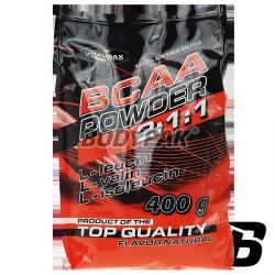 Vitalmax BCAA 2:1:1 Powder - 400g
