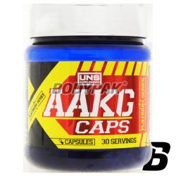 UNS AAKG - 150 kaps.