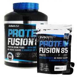 BioTech Protein Fusion 85 - 2270g + 454g GRATIS
