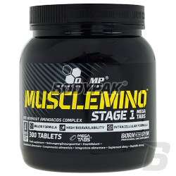 Olimp Musclemino Stage 1 MC - 300 tabl.