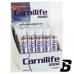 Nutrend Carnilife 2000 - 20x25ml