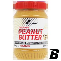 Olimp Premium Peanut Butter Crunchy - 700g
