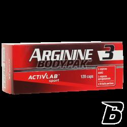 Activlab Arginine 3 - 120 kaps.