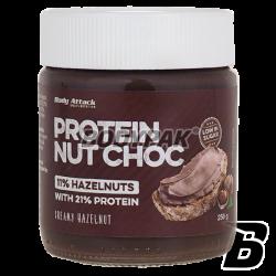 Body Attack Protein NUT CHOC - 250g