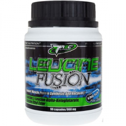 Trec Leucine Fusion - 90 kaps.
