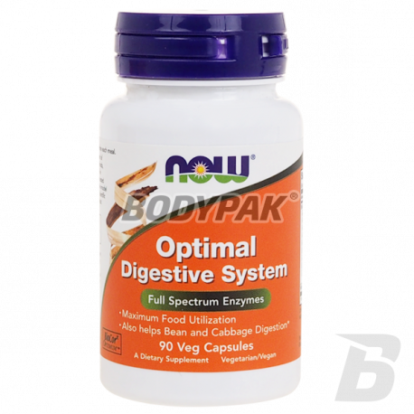 NOW Foods Optimal Digestive System - 90 kaps.