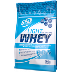 6PAK Nutrition LIGHT WHEY - 700g
