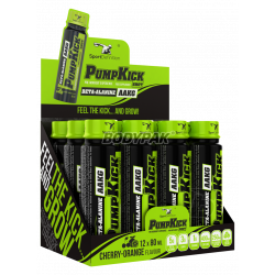 12x Sport Definition PumpKick SHOT - 80ml
