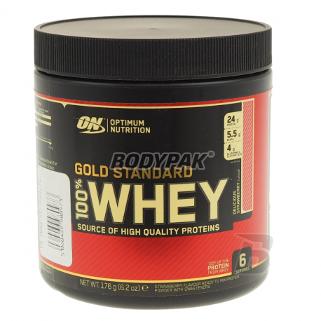 ON 100% Whey Gold Standard - 180g