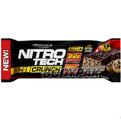 MuscleTech Nitro-Tech Bar - 65g