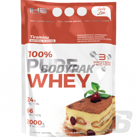 IHS 100% PURE WHEY [Tasty Line] - 2000g