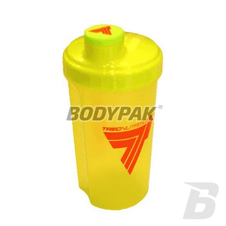 Trec Shaker 014 Neon Yellow - Trec Team 700ml - 1 szt.