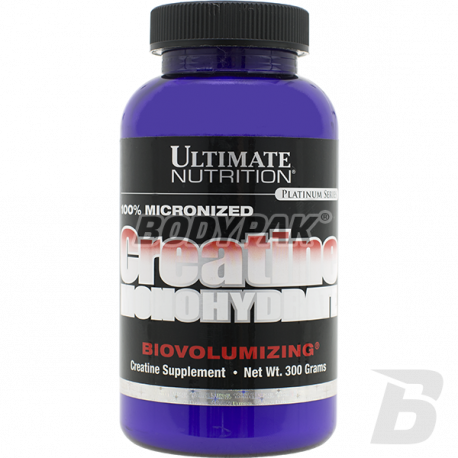 Ultimate Nutrition Creatine Monohydrate Powder 1000 Gr elevenia Source · Ultimate Creatine Monohydrate 300g