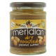 Meridian Dry Roasted Peanut Butter Smooth - 280g