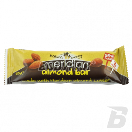 Meridian Almond Bar - 40g