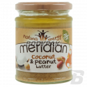 Meridian Coconut & Almond Butter Smooth - 170g