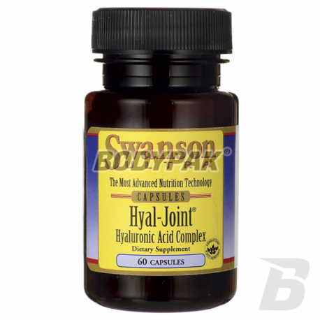 Swanson Hyal-Joint 33mg - 60 kaps.
