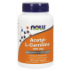 NOW Foods Acetyl L-Carnitine 500mg - 100 kaps.