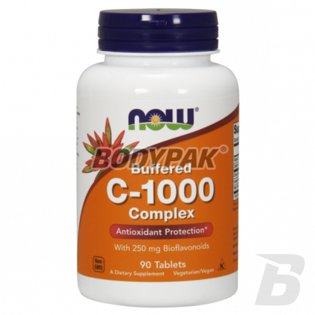 NOW Foods Vitamin C-1000 Complex - 90 tabl.