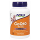 NOW Foods CO Q10 with Lecithin & Vit E 400mg - 60 kaps.