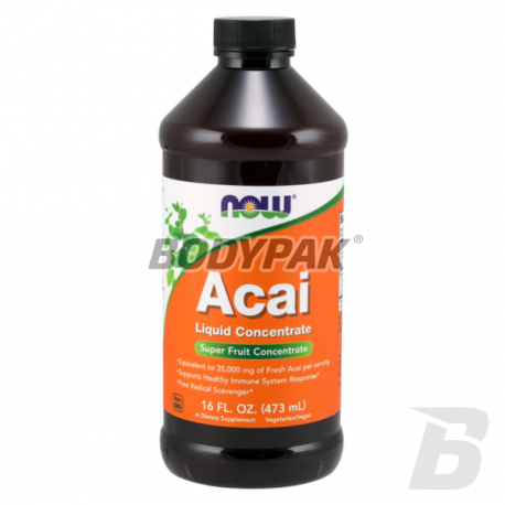 NOW Foods Acai Liquid - 473ml